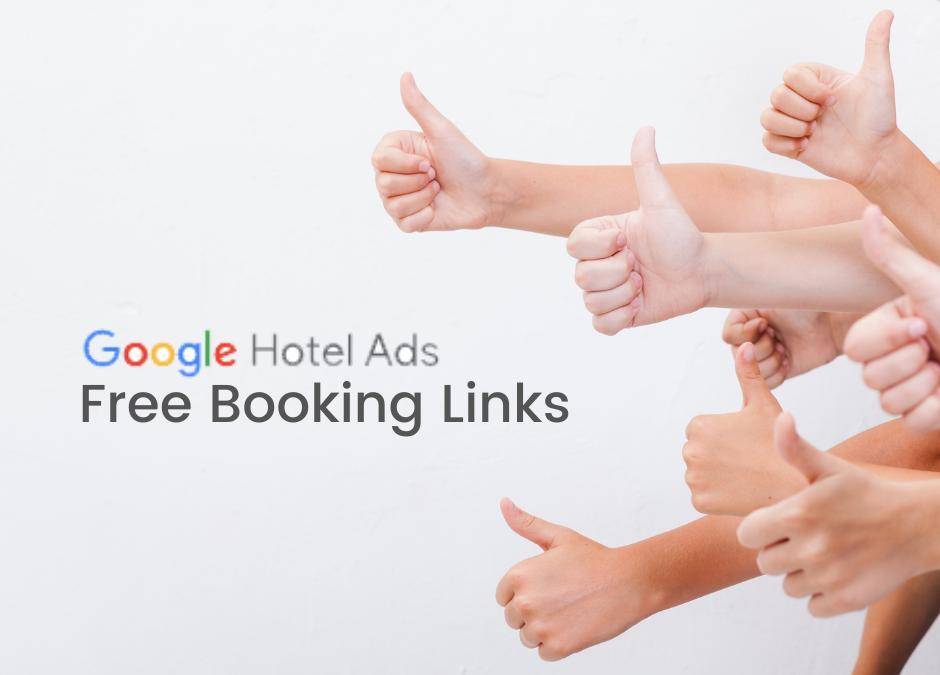 Free Booking Links de Google Hotel Ads